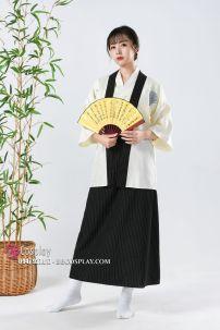 Kimono Hakama Nữ Kiếm Sĩ Nhật