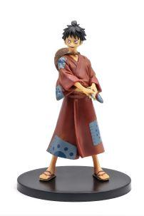 Mô Hình Monkey D.Luffy Ở Vương Quốc Wano - One Piece