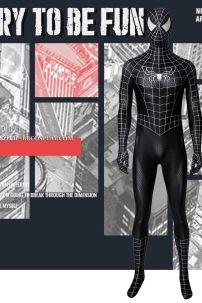 Đồ Người Nhện Đen - Spider Man 3