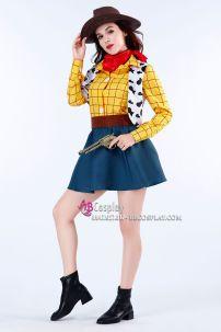 Đồ Nữ Cao Bồi Viễn Tây Woody