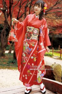 Kimono Cao Cấp Chuẩn Nhật