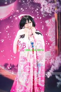 Kimono Nico (Love Live)