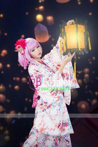 Kimono Trung Thu