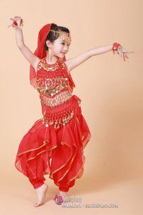 Đồ Belly Dance Trẻ Em Size 100cm