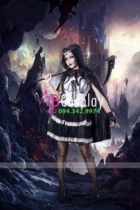 Đồ Nữ Thần Chết 1