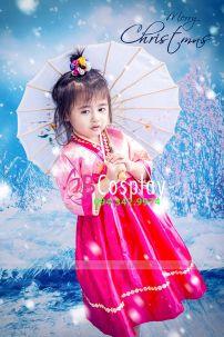 Hanbok Trẻ Em 2