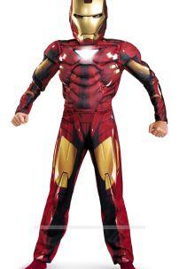 Đồ Người Sắt (Trẻ Em) - Iron Men