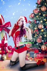 Trang Phục Noel 37 (Sexy)
