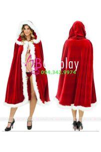 Áo Choàng Noel 4