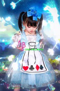 Đồ Alice Trẻ Em 1