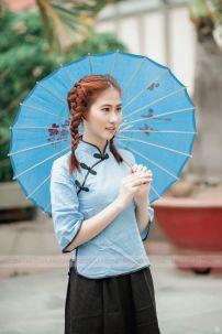 Trang Phục Nữ Sinh Trung Quốc 1