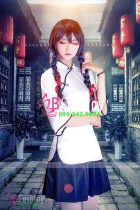 Trang Phục Nữ Sinh Trung Quốc 4