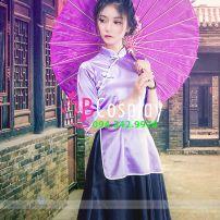 Trang Phục Nữ Sinh Trung Quốc 7