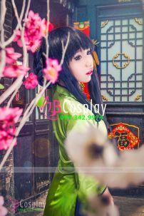 Trang Phục Nữ Sinh Trung Quốc 10