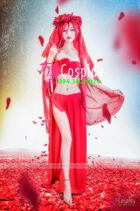 Trang Phục Nữ Thần 12 (Cô Dâu Nữ Thần)
