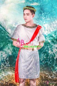 Trang Phục Nam Thần Hy Lạp 3 (Poseidon)