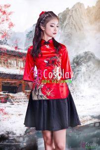 Nữ Sinh Trung Quốc 14