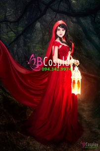 Đồ Cô Bé Quàng Khăn Đỏ 7