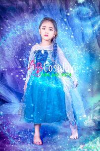 Đồ Công Chúa Elsa - Frozen 4 (Trẻ Em)
