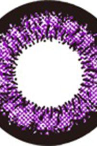 Kính Áp Tròng Tím Violet S2 002 Violet