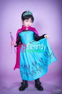 Đồ Công Chúa Anna - Frozen 5 (Trẻ Em)