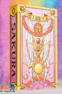 Hộp Bài Sakura 56 Lá - Màu Hồng