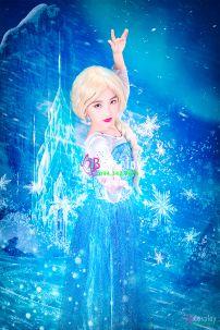 Đồ Công Chúa Elsa - Frozen 6 (Trẻ Em)