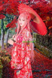 Đồ Luka - Vocaloid 6 (Kimono)