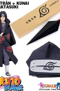 Kunai + Băng Trán Akatsuki (trong Naruto)