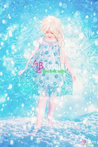 Đồ Công Chúa Elsa - Frozen 8 (Trẻ Em)