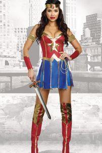 Đồ Wonder Woman 4