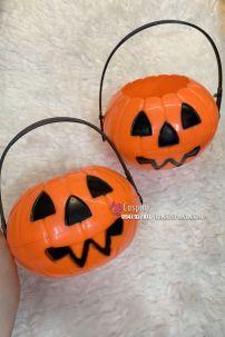 Giỏ Bí Ngô Halloween