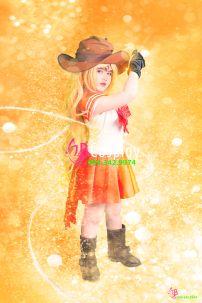 Đồ Thủy Thủ Pony Cao Bồi (trẻ Em)