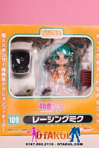 Mô Hình Nendoroid 109 - Racing Miku - Vocaloid