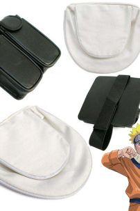 Bộ Túi Đeo Naruto Dùng Cosplay Naruto Chứa Phi Tiêu Và Kunai