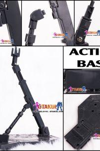 Action Base Cho Gunpla - Đen Đậm