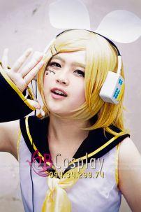 Tóc Rin (Vocaloid)