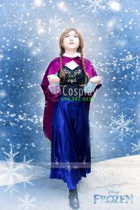 Đồ Anna (Frozen) 1