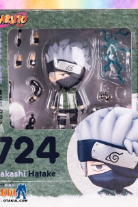 Mô Hình Nendoroid 724 Kakashi Hatake