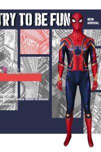 Đồ Người Nhện Spider Man - Avenger Nhện Infinity War