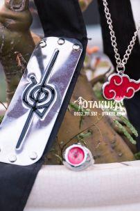 Băng Trán, Nhẫn & Dây Chuyền Akatsuki - Naruto