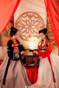 Hán Phục Song Hoa Khúc