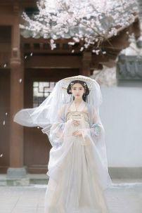 Hán Phục - Vinh Cơ Tuyết