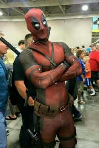 Đồ Deadpool In 3D Cơ Bản