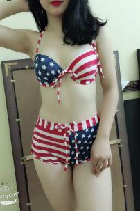 Trang Phục Bikini Cờ Mỹ