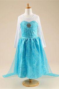 Đầm Công Chúa Elsa Cho Bé 9