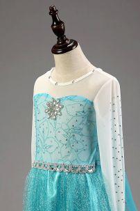 Đầm Công Chúa Elsa Trẻ Em 10