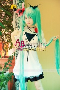 Trang Phục Miku 10 (World Is Mine 1)