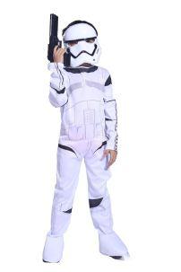 Bộ Trang Phục Robot Stormtrooper Cho Bé Trai - Starwars