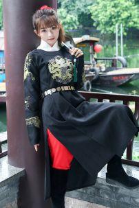 Trang Phục Hán Phục Nam Hào Kiệt - Nữ Mặc OK